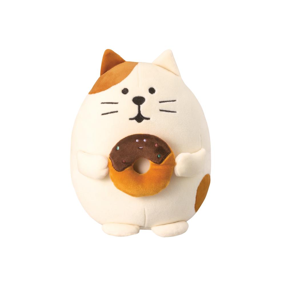 ZCB-17727_甜甜圈三色貓(M)_1000X1000